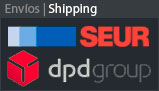 Shipping by SEUR dpd group