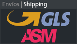 Shipping by GLS/ASM